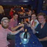 Pub Quiz Results December 2018, and the 2018 BA Pub Quiz Champions are crowned